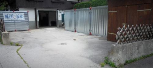 Vermietung Container und Lagerflächen